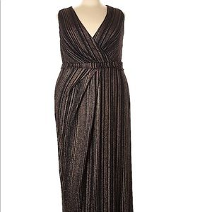 City Chic Maxi Dress NWT